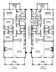 Floor Plan For Mansion Carlton Landing Mansion Flat House Plan 14202 Design From