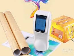 ns820 4mm portable color reader spectrophotometer for wall coating