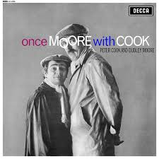 peter cook and dudley moore once moore with cook vinyl lp