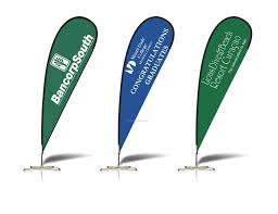 take your advertising to the next level with flags