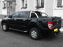 Ford Ranger Truck Cover - 2016 ford ranger facelift double cab aeroklas galaxy cover