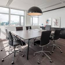 Glass Boardroom Tables Contemporary Boardroom Table Glass Wooden Acrylic Ahrend