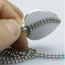 Dog Tag Necklace Custom Tag Retail Picture More Detailed Picture About Free Engrave