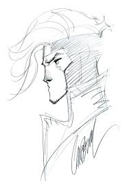 gambit by j scott campbell in kevin leung u0027s the x men universe