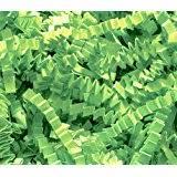green paper easter grass paper easter grass 4 bags 1 75 oz each 1 of each