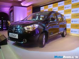 renault purple renault launches lodgy mpv in india priced from rs x lakhs live