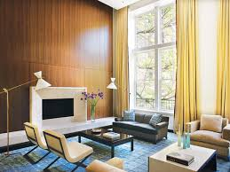 interiors classic section new york spaces