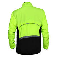 fluorescent cycling jacket outdoor cing jacket motorcycle cycling jacket men reflective