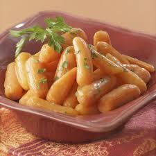 Thanksgiving Carrots Glazed Mini Carrots Recipe Eatingwell