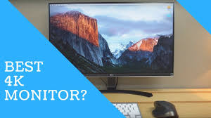 best 4k gaming monitor for ps4 and xbox one youtube