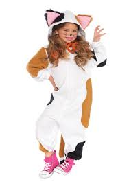 halloween costumes kitty cat child playful kitty costume