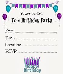 birthday invitations birthday party invitations birthday invitations cloveranddot
