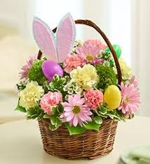 Easter Church Flower Decorations by
