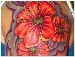 hibiscus flower designs hibiscus flower tattoos designs