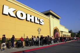 black friday kohl s offers deals on thanksgiving