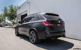 bmw x5 aftermarket accessories matte black bmw x5 m with some aftermarket goodies