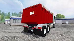 buy kenworth t800 t800 dumper v2 0 for farming simulator 2015