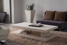 furniture adorale rectangle white marble coffee table also