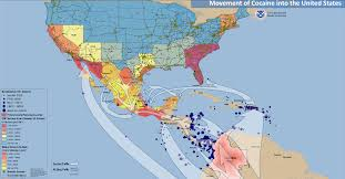 Rosarito Mexico Map by Borderland Beat The Us Is Only Capable Of Stopping 20 Of