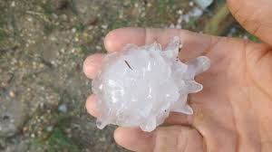 strong storms bring tennis ball sized hail heavy rains wtvr com