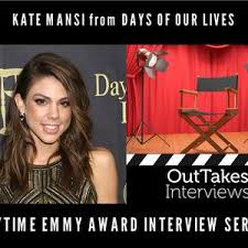 Days Of Our Lives Meme - kate mansi ex abigail days of our lives daytime emmy award