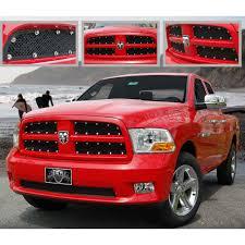 2010 dodge ram 1500 black grill e g classics 2009 2012 dodge ram 1500 grille e power 4 pc black