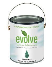 1 gallon evolve cloud white semi gloss paint u2013 hobo