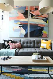 Pictures For Living Room Walls by Wall Ideas Large Wall Art Ideas For Living Room 5 Piece Modern