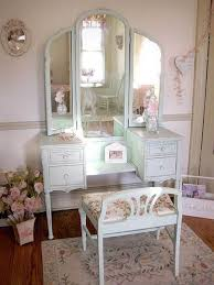 vintage vanity table with mirror and bench antique bathroom double vanity dressing table bedroom vanities