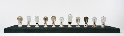 when was light bulb invented a narrative history of the light bulb catherine wagner