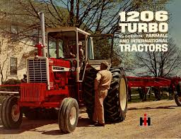 international farmall 1206 farm equipment literature pinterest