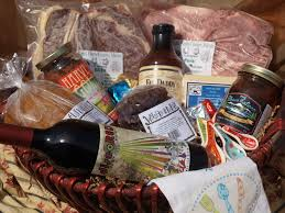 beef gift basket farm fresh gift baskets a healthy alternative to the grocery