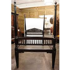 Four Post Bed by Antique Anglo Indian Rosewood Four Poster Bed Eron Johnson Antiques