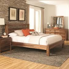 bedroom reclaimed wood coffee table rustic leather sofa rustic