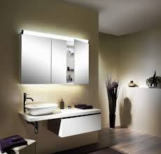 schneider paliline 3 door 1000mm mirror cabinet with led light