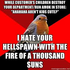 Robin Meme Generator - as a cf cashier this is one of my favourite retail robin memes
