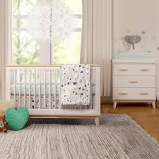 Babyletto Convertible Crib Babyletto 2 Nursery Set Scoot 3 In 1 Convertible Crib And