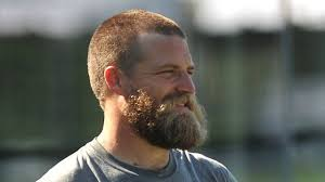 ryan fitzpatrick u0027s haircut has jets camp buzzing newsday