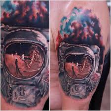 tattoo by rich pineda outer space tattoos pinterest tattoo