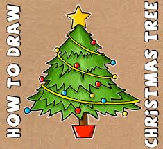 christmas drawing lessons archives how to draw step by step