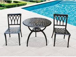aliexpress com buy courtyard bar cast aluminum table and chairs