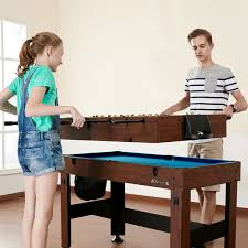 4 in one game table md sports 54 inch 4 in 1 combo table md sports your best