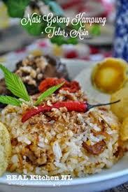 membuat nasi goreng cur telur making nasi goreng indonesian fried rice fried rice rice and