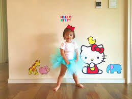 cute hello kitty wall decals all home design ideas image of personalized hello kitty wall decals