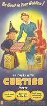 halloween take out boxes halloween candy ads from the 1950s and 1960s