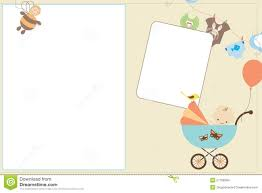 baby card baby card stock illustration illustration of card color 21158584