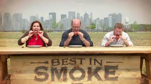 the smoke joint food network