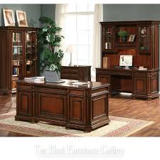 Home Office Double Desk Home Executive Home Office Desk Bush Saratoga Home Office Wood