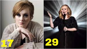 adele biography english adele from 1 to 29 years old tv show biography age siblings