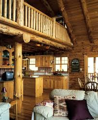 country home interior pictures log cabin kitchen rustic living log home timber frame